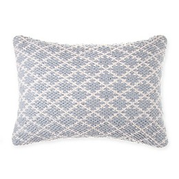 Bee & Willow™ Home Padraig Oblong Throw Pillow in Grey/Ivory