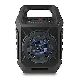 iLive™ Tailgate Wireless Portable Bluetooth® Indoor/Outdoor Speaker in Black