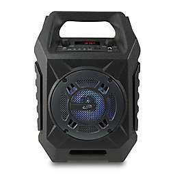 iLive™ Tailgate Wireless Portable Bluetooth® Indoor/Outdoor Speaker in Black