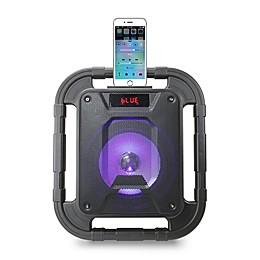 iLive™ Wireless Portable Bluetooth® Indoor/Outdoor Speaker in Black