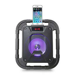 iLive™ Wireless Portable Bluetooth® Indoor/Outdoor Speaker in Black