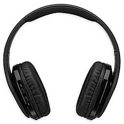 iLive Platinum Noise Cancellation Wireless Over-the-Ear Headphones in Black