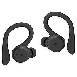 iLive IPX7 Wireless Earbuds in Black (Set of 2)