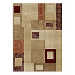Rectangles Rug