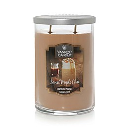 Yankee Candle® Sweet Maple Chai™ Large 2-Wick Tumbler Candle