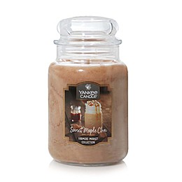 Yankee Candle® Sweet Maple Chai™ Large Classic Jar Candle