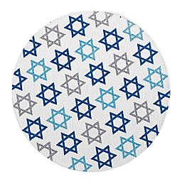 Star Of David Hanukkah Placemat
