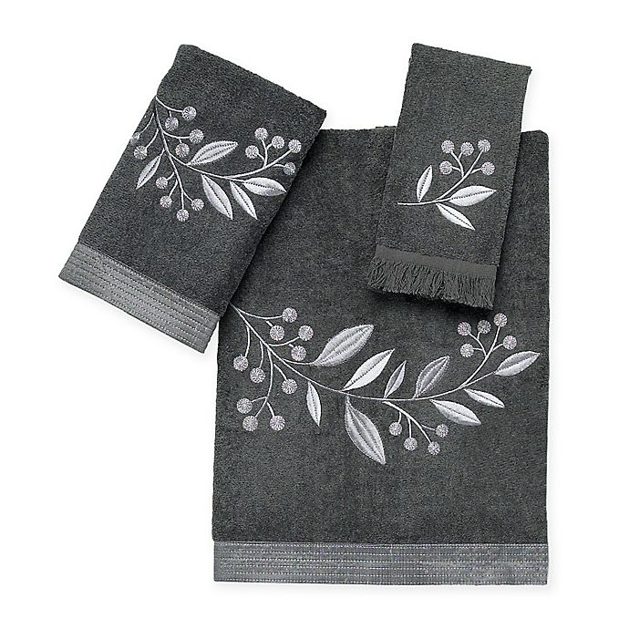 Alternate image 1 for Avanti Madison Bath Towel Collection in Granite