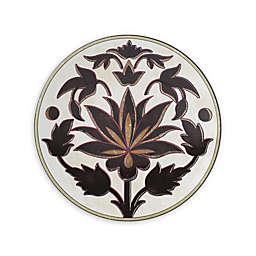 Lenox® Global Tapestry Garnet™ Lotus Accent Plate