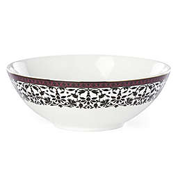Lenox® Global Tapestry Garnet™ Lotus Serving Bowl