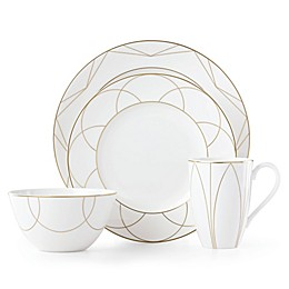 kate spade new york Arch Street™ 4-Piece Place Setting