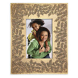 Lenox® Global Tapestry™ Hammered 5-Inch x 7-Inch Picture Frame