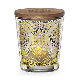Lenox® Global Tapestry™ Votive Candle Holder in Smoke