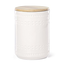 kate spade new york Willow Drive Cream™ Small Canister