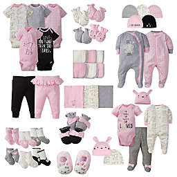 Gerber® Girl's Bunny Layette Collection