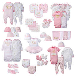 Gerber® Girl's Princess Layette Collection