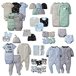 Gerber® Boy's Bear Layette Collection