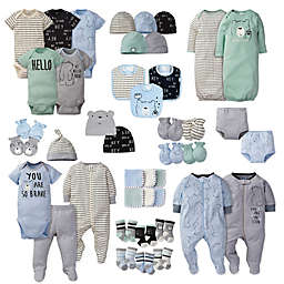 Gerber® Boy's Bear Layette Collection