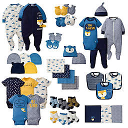 Gerber® Boy's Fox Layette Collection