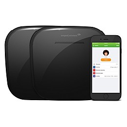 Amped Wireless ALLY Whole Home 6-Piece Smart Wi-Fi System in Black