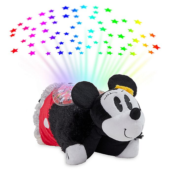 Alternate image 1 for Pillow Pets® Disney® Minnie Mouse with Sleeptime Lite™