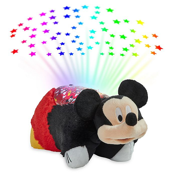 Alternate image 1 for Pillow Pets® Disney® Mickey Mouse with Sleeptime Lite™