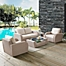 Part of the Crosley St. Augustine Resin Wicker Patio Furniture Collection