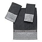 Avanti Lexington Hand Towel in Granite