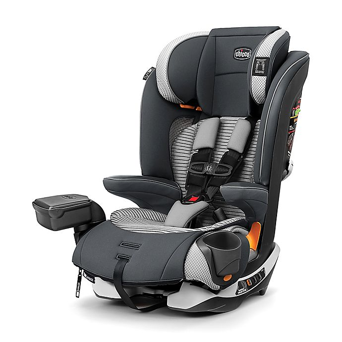Alternate image 1 for Chicco® MyFit® Zip Air Harness+Booster Car Seat