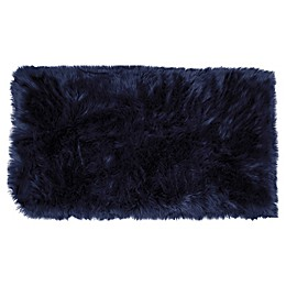 Home Dynamix Aspen Faux Fur Accent Rug