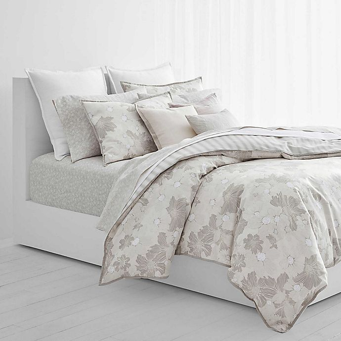 40a83045 Lauren Ralph Lauren Allaire Reversible Duvet Cover Set | Bed Bath ...