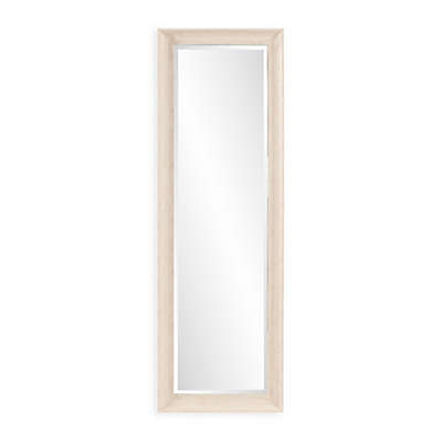 Howard Elliott® Parker 72-Inch x 24-Inch Rectangular Dressing Mirror in White