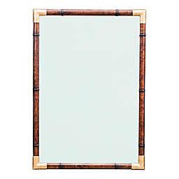 One Kings Lane™ Open House Huntley 24-Inch x 34-Inch Wall Mirror in Tortoise