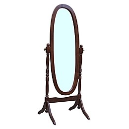 22-Inch x 58.7-Inch Oval Floor Mirror