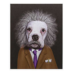Pets Rock Brain 16-Inch x 20-Inch Canvas Wall Art