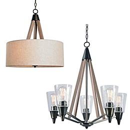 Kenroy Home Peak Lighting Collection