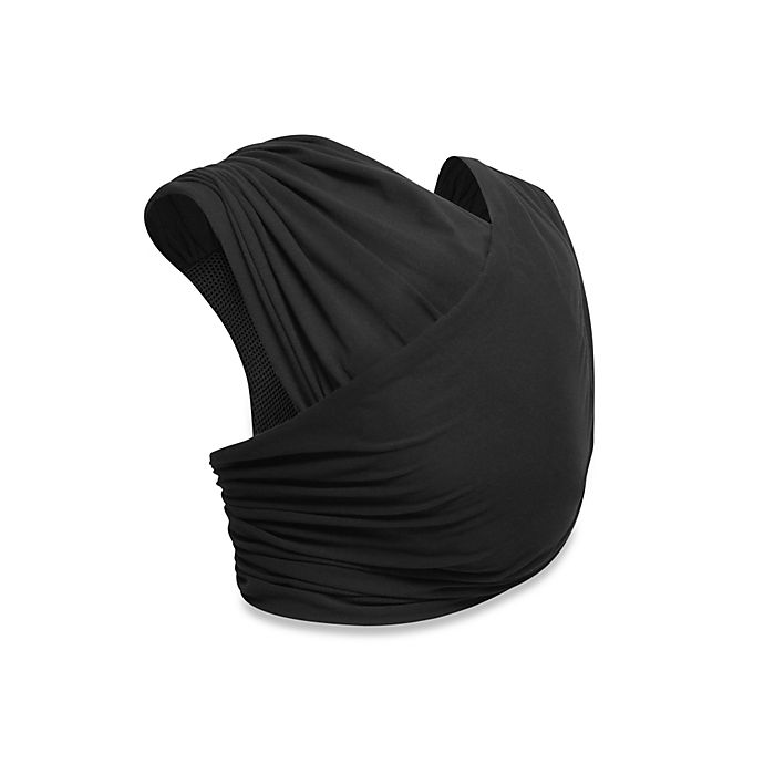 Alternate image 1 for JJ Cole® Size Medium Agility Stretch Carrier in Black