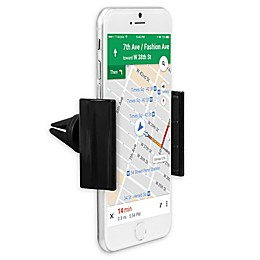 iHome® Smartphone Rotating Air Vent Mount in Black
