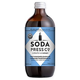 SodaStream® Old Fashioned Lemonade Soda Press Syrup