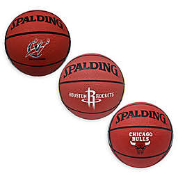 NBA Spalding Debossed Mini Basketball