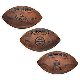 NFL Vintage Throwback Football Collection