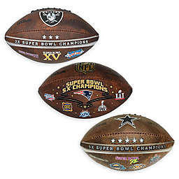NFL Championship Throwback Football