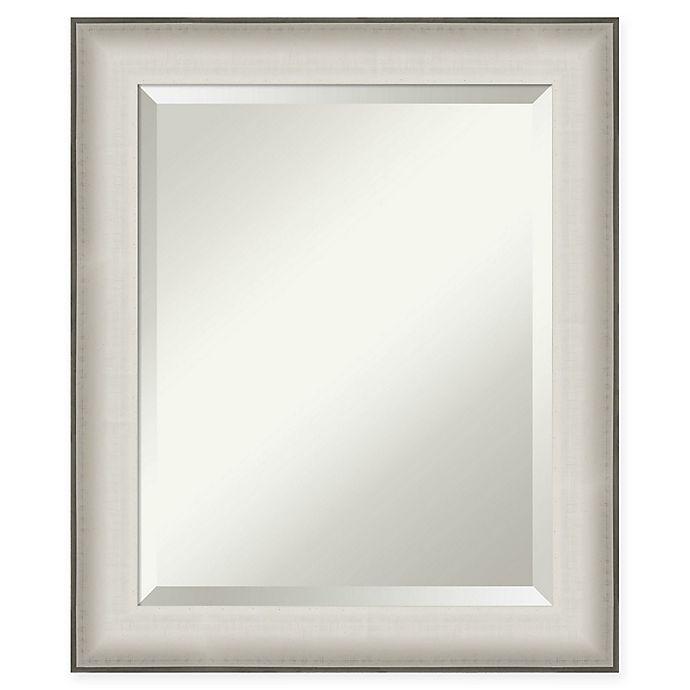 Alternate image 1 for Amanti Art Allure Vanity Mirror in White