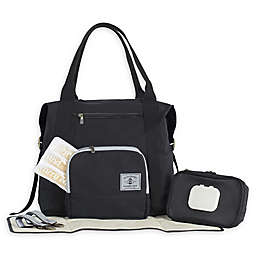 Humble-Bee™ All Heart Convertible Diaper Bag in Onyx