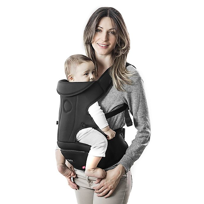 Miamily Front Hip Carrier In Black Bed Bath Beyond