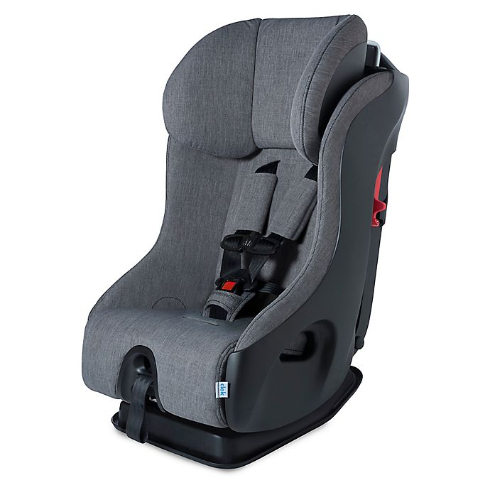 Alternate image 1 for Clek Fllo 2019 Convertible Car Seat in Thunder