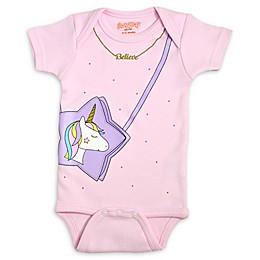 Sara Kety® Unicorn Bodysuit in Pink