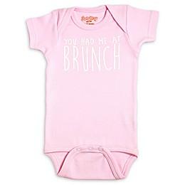 Sara Kety Brunch Bodysuit in Pink