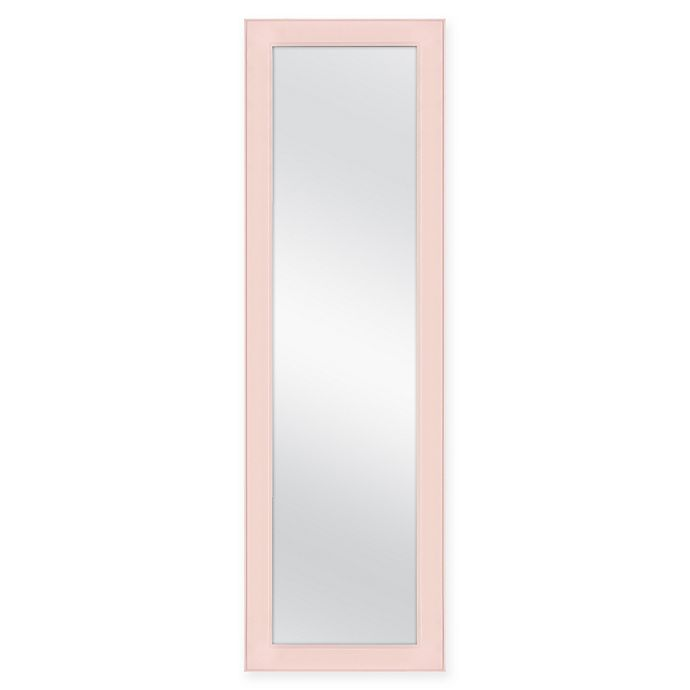 Alternate image 1 for SALT™ Over the Door Mirror 16-Inch x 52-Inch