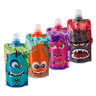 Vapur® Quenchers 0.4-Liter Kids Foldable Water Bottle